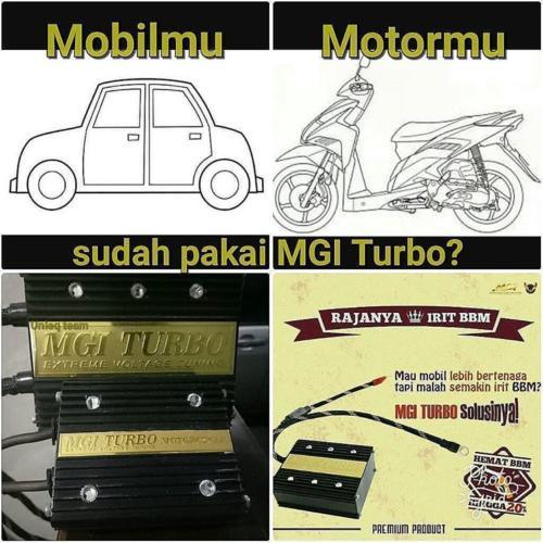 testi mgi turbo motor 10
