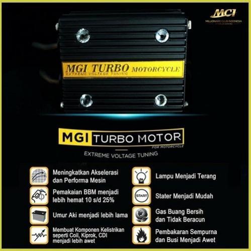 testi mgi turbo motor 3
