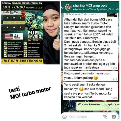 testi mgi turbo motor 7