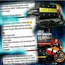 testi mgi turbo motor 8