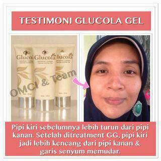 testimoni glucola serum gel 9