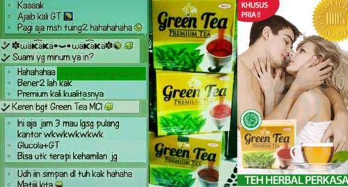 testimoni green tea 6