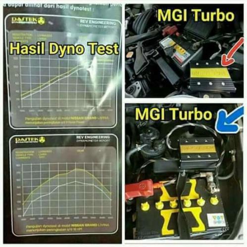 testimoni mgi turbo mobil 9